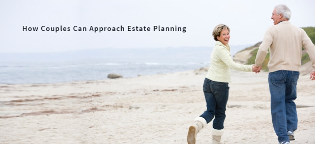 How couples can approach estate planning